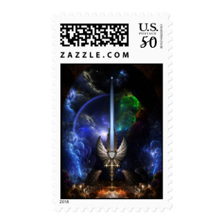 Angel Wing Sword Of Arkledious Space  Postage