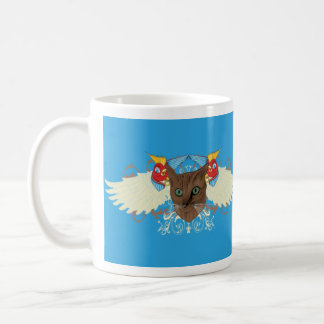 Angel wingbirds mug