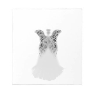 Angel Wings and Light Scratch Pad