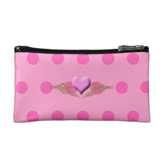 Angel Wings Cosmetics Bags