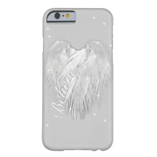 ANGEL WINGS 'Believe' Magic Heart Barely There iPhone 6 Case