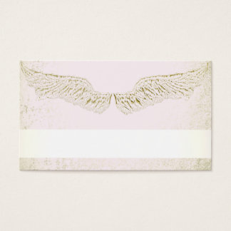 Angel Wings Spiritual Business Cards