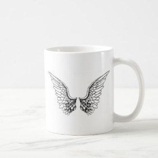 Angel Wings Coffee Mug