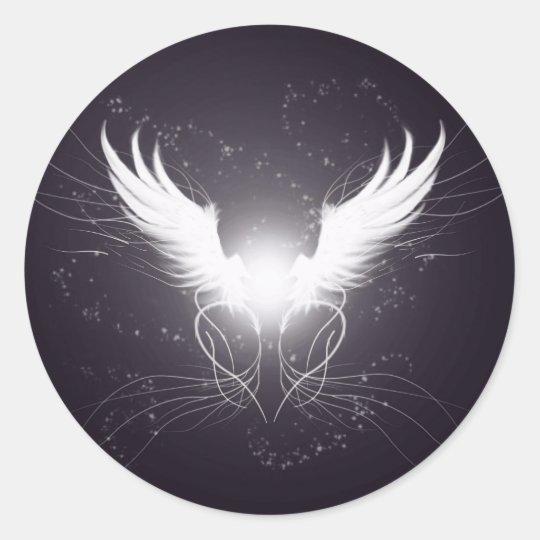 Angel Wings! - Designer Sticker