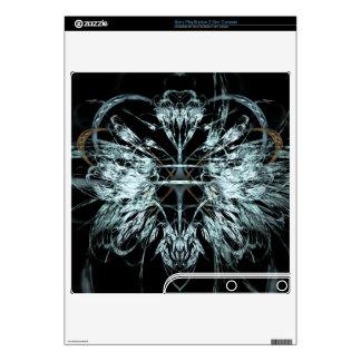 Angel Wings Fractal Skins For PS3 Slim