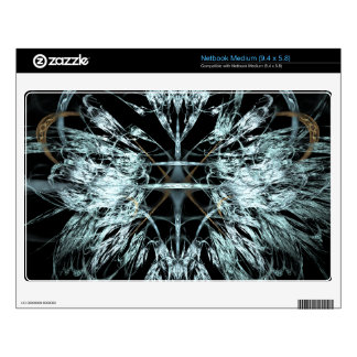Angel Wings Fractal Decals For Netbooks