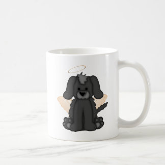 Angel Wings Halo Puppy Dog 3 Coffee Mug