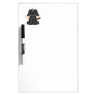 Angel Wings Halo Puppy Dog 3 Dry Erase Whiteboards