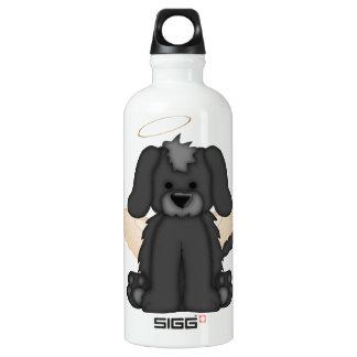 Angel Wings Halo Puppy Dog 3 SIGG Traveler 0.6L Water Bottle