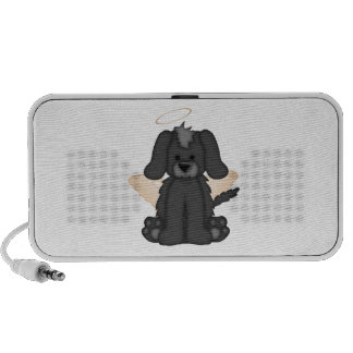 Angel Wings Halo Puppy Dog 3 Mp3 Speaker