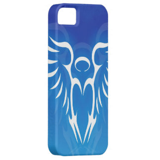 Angel Wings Heart Tattoo iPhone 5 Cover