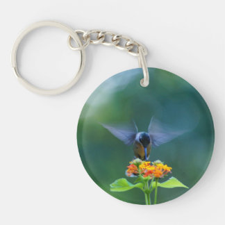Angel Wings Humming Keychain