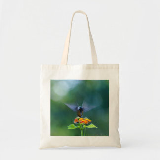 Angel Wings Hummingbird Tote Bag