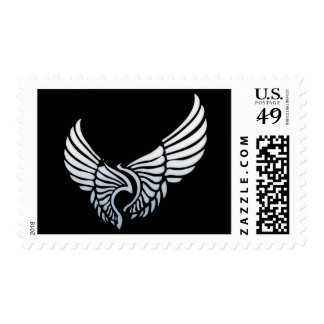 Angel Wings Postage Stamps