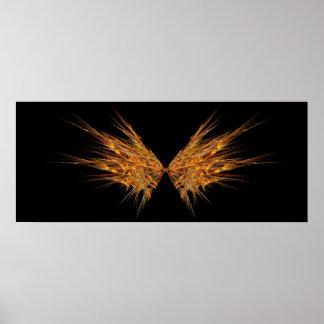 Angel Wings Print