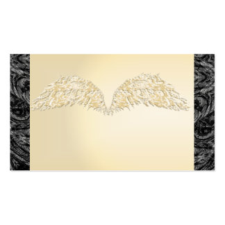 Angel wings Psychic Mystical Magic business cards
