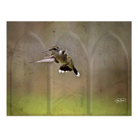 Angel Wings Series Postcard