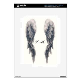 Angel Wings Skin Skins For iPad 3