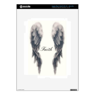 Angel Wings Skin Decal For iPad 3