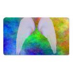 Angel Wings Spiritual Reiki Yoga business cards