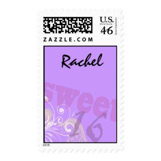 Angel Wings Sweet 16 Sixteen stamp postage