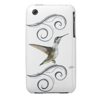 Angel Wings Tough iPhone Case-Mate Case