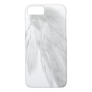 ANGEL WINGS White Right Customizable iPhone 7 Case