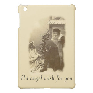 Angel Wish iPad Mini Cover