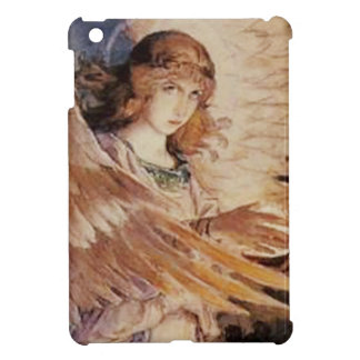 Angel With A Lamp - Viktor Vasnetsov 1885-1896.jpg iPad Mini Cases