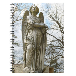 Angel with Anchor Notebook