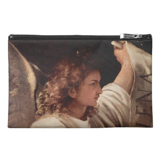 Angel with Banner 1522 Travel Accessories Bag