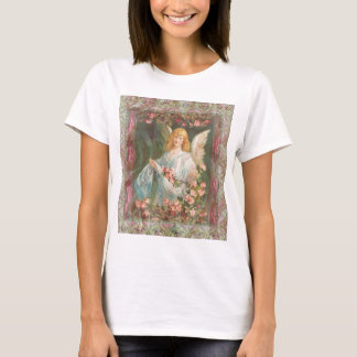 Angel with Roses T-Shirt