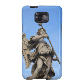 Angel with sponge on Sant Angelo Bridge, the Samsung Galaxy S2 Cases