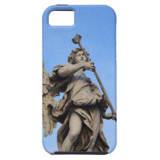 Angel with sponge on Sant Angelo Bridge, the iPhone SE/5/5s Case