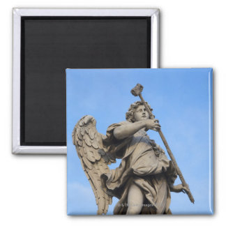 Angel with sponge on Sant Angelo Bridge, the Magnet