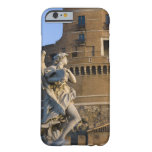 Angel with Superscription in front of the Castel Barely There iPhone 6 Case