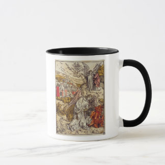 Angel with the Key of the Abyss, 1498 Mug