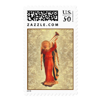 Angel with Trumpet Postage