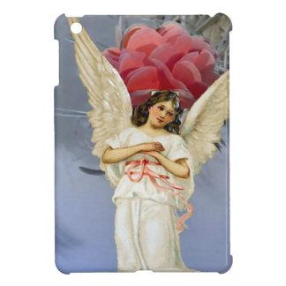 Angel with wings iPad mini covers