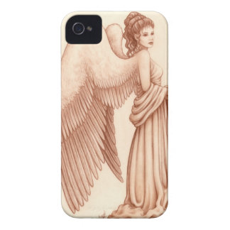 Angel Woman iPhone 4 Cover