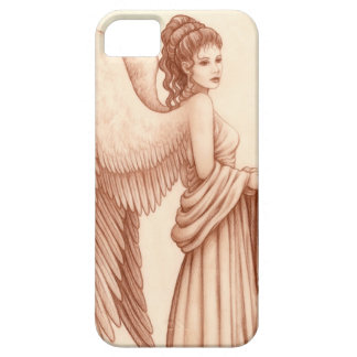 Angel Woman iPhone 5 Case