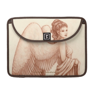 Angel Woman Sleeve For MacBook Pro
