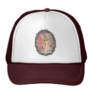 ANGEL WREATH by SHARON SHARPE Trucker Hat