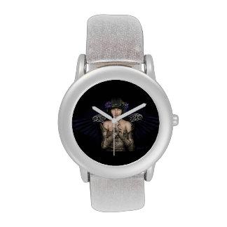 angel wrist watch