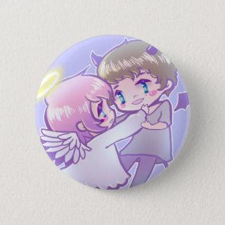 Angel x Demon Luv Pin