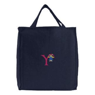 Angel Y Canvas Bag
