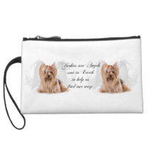 Angel Yorkie Bag