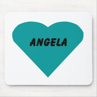 Angela Alfombrillas De Ratón