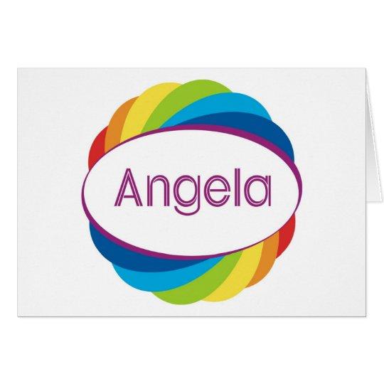 Angela Card