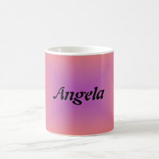 Angela Coffee Mug